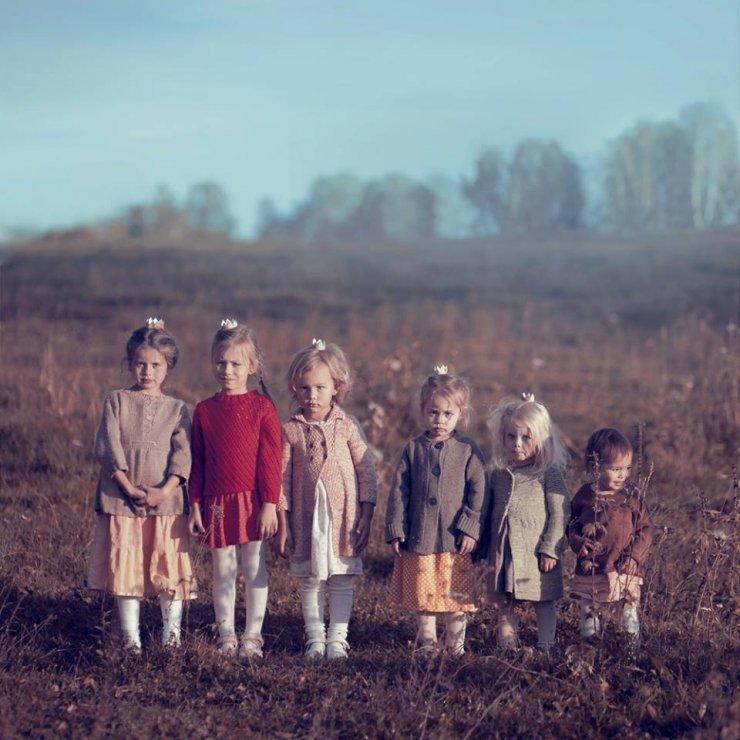 6 hermanas