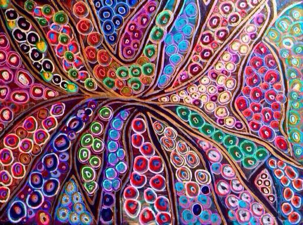 A Taste of Coffee and Dark a Chocolate. Trisha La Comber.