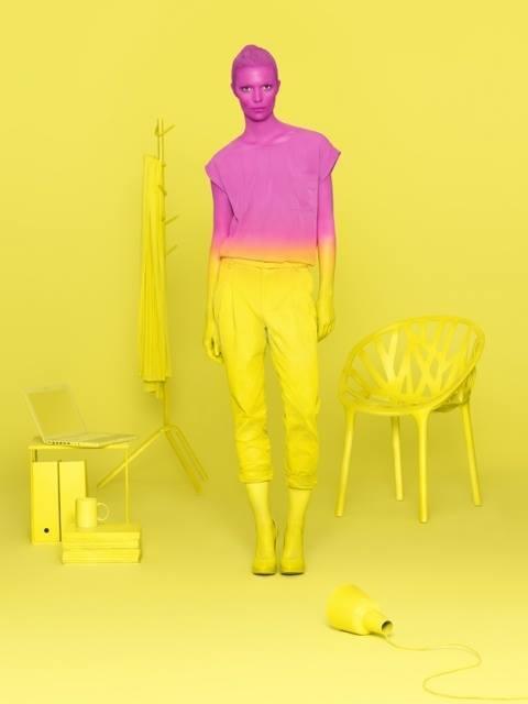 Color Block by Conor Cronin