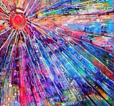 Colour Me Happy. Trisha La Comber