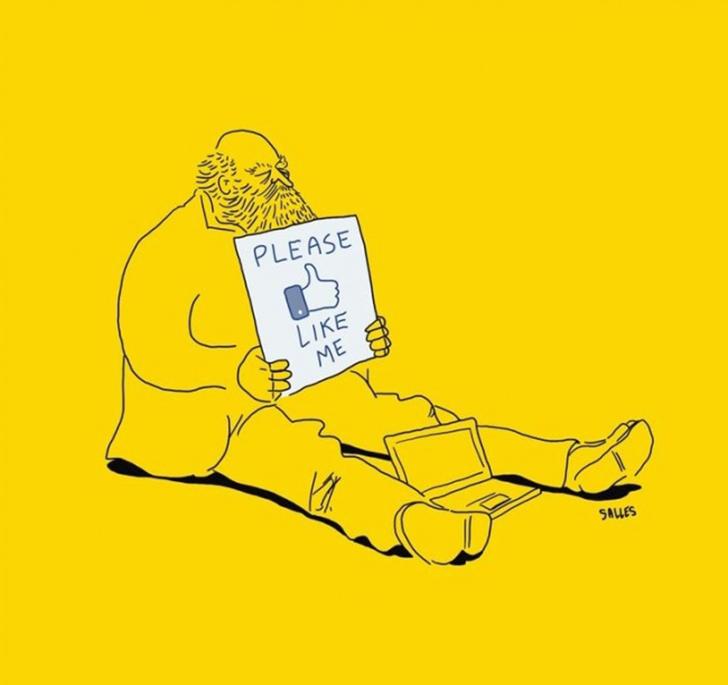 Core values? - by Eduardo  Sallés. Cínismo Ilustrado