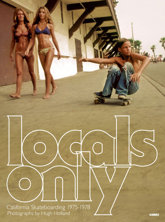 locals only - by Huge Holland