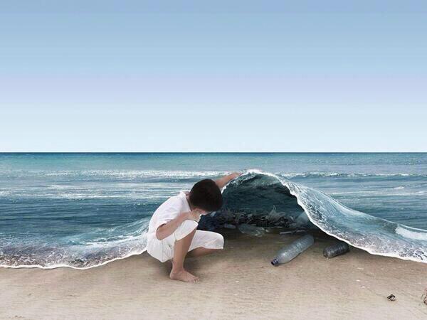 Raped oceans