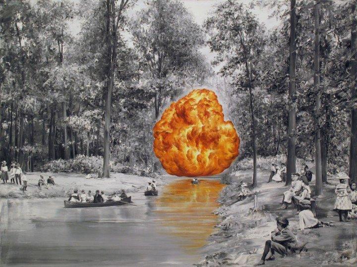 Retro-subversive - by Paco Pomet