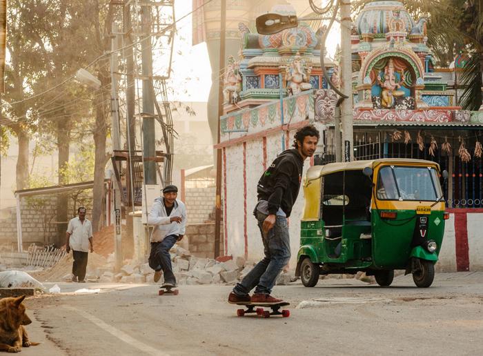 SkateTheWorld by Jonathan Mehring & National Geographic.