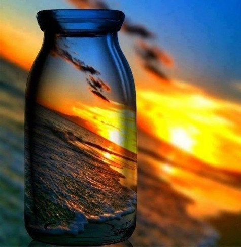 Bottled Sunsets