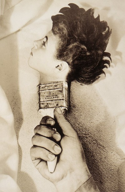You aRe art. be artist be art - by Grete Stern