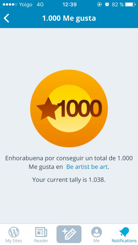 Thank you ALL!! - - Gracias a TODOS!! +1.000 Likes