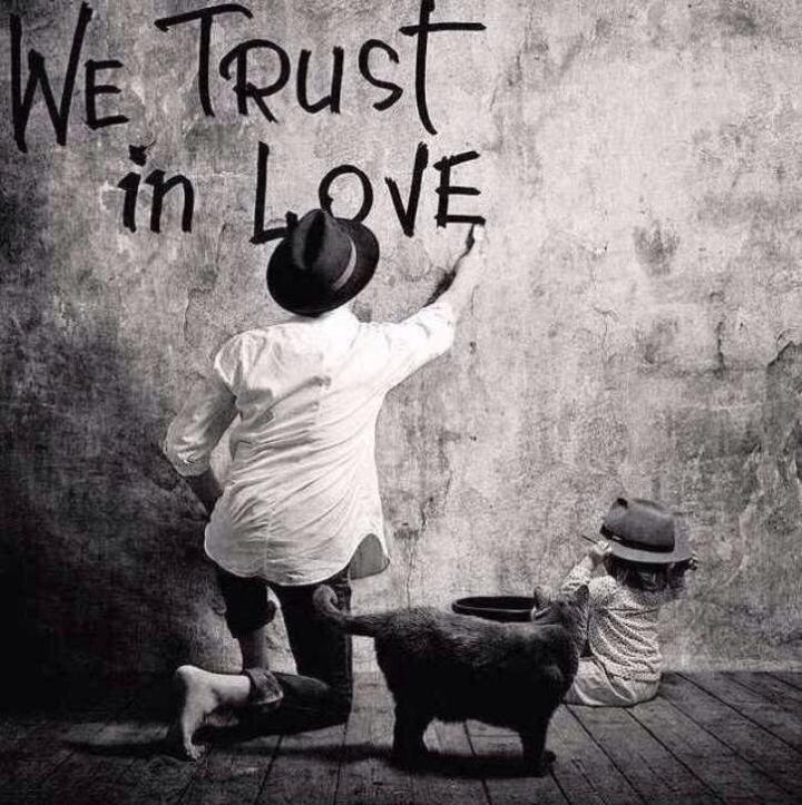 In love we trust !!