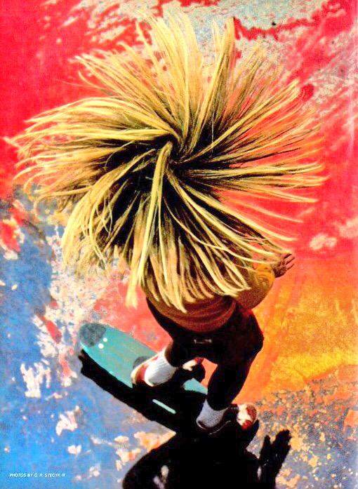 Skate this colorful world by Stacey Peralta
