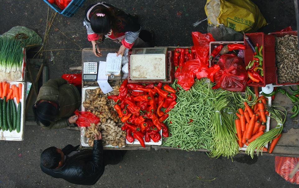 Hongjiang - Hunan Spicy market / Be artist be art