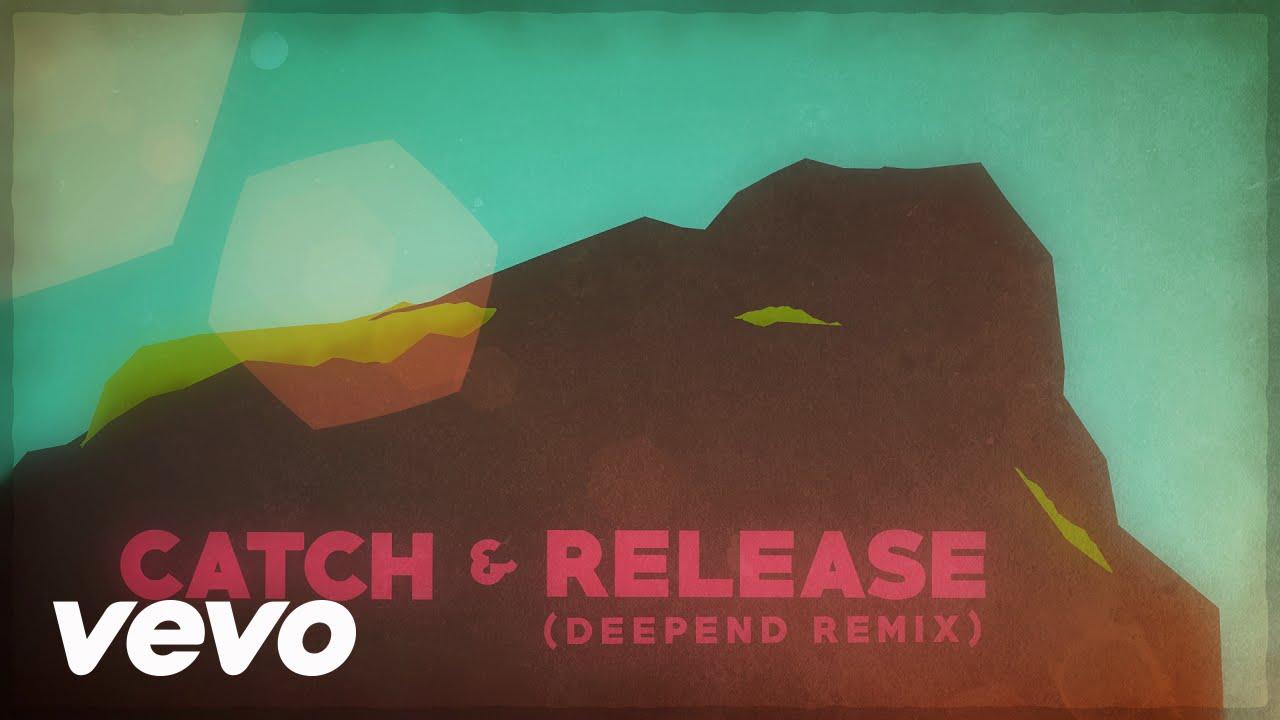 Matt Simons - Catch & Release - Be artist Be art