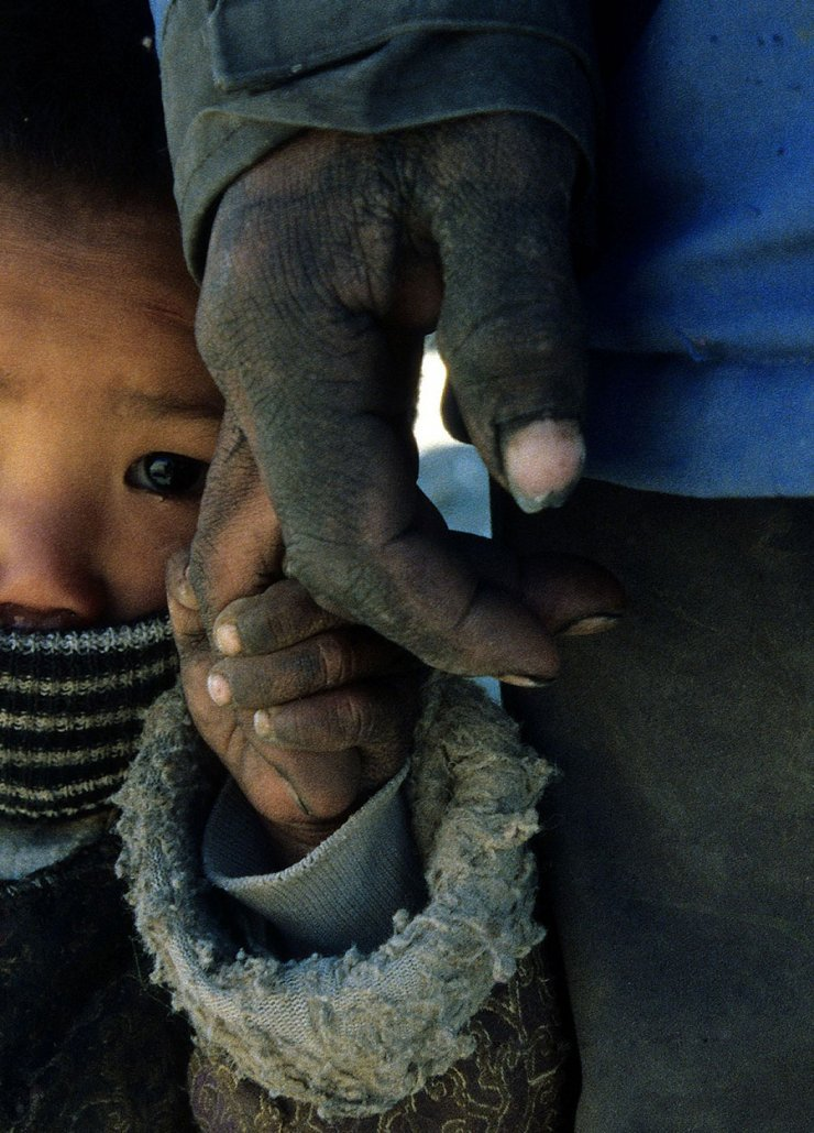 tibet - by Sergi Barisashvili