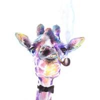 Mrs. Giraffe