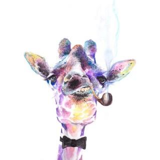Mrs. Giraffe - Be artist Be art