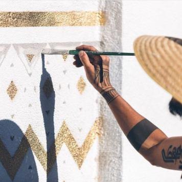 Paint your dreams - Be artist Be art - urban magazine