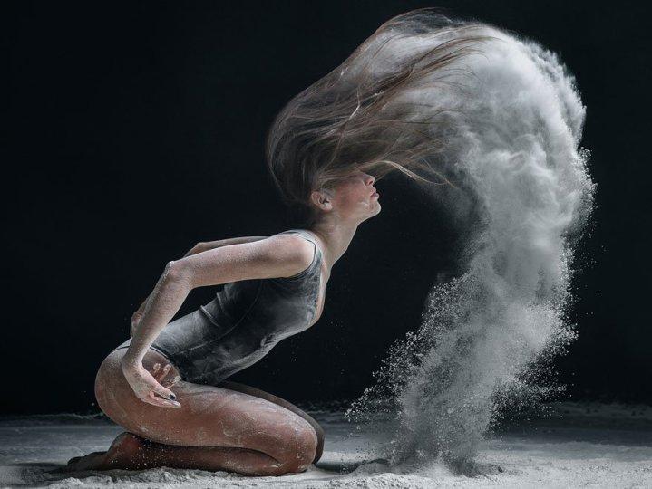 Spiritual Dance - by Alexander Yakolew - Be artist Be art