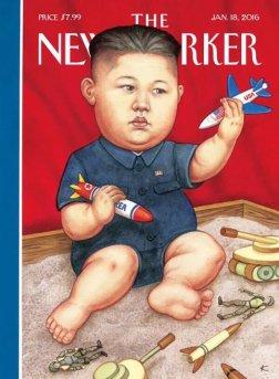 Baby Kim Jong Ung - War Toys - Be artist Be art