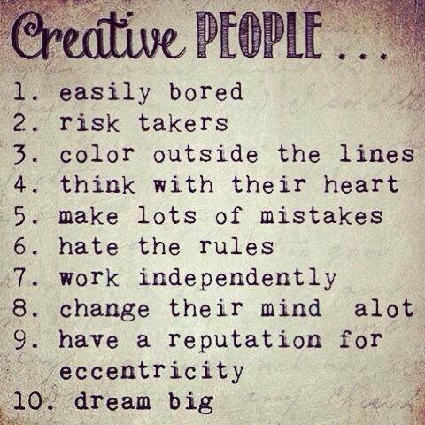 Creative People - Be artist Be art - urban magazine