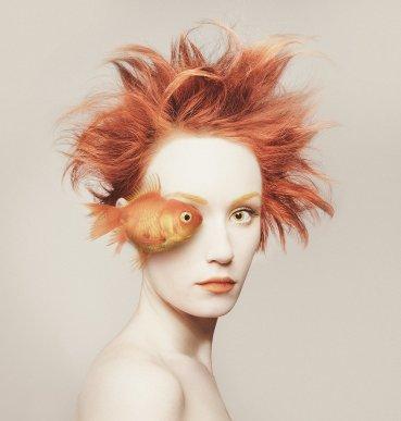 Animeyed - by Flora Borsi - Be artist Be art
