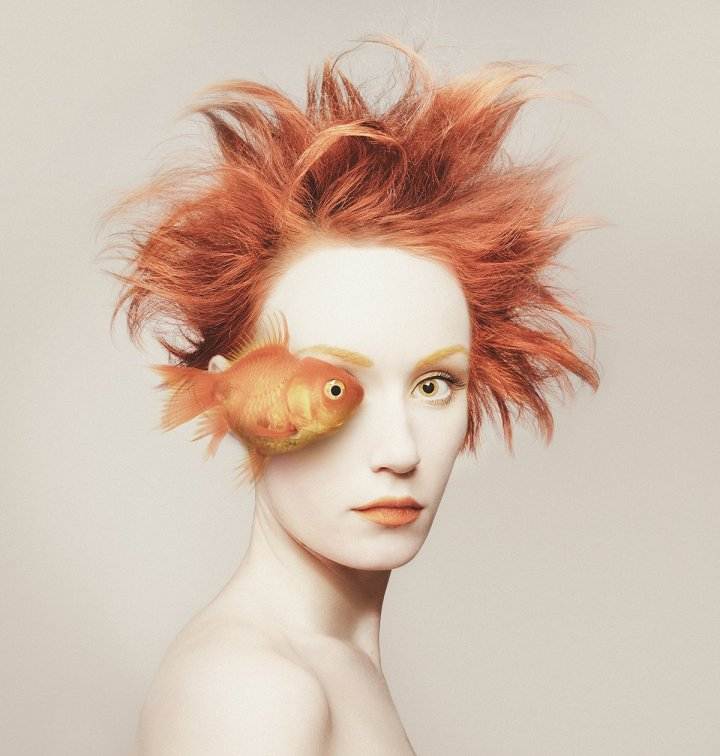 Animeyed - by Flora Borsi - Be artist Be art