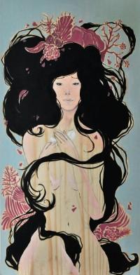 Andrea Perez Artist - Be artist Be art - urban magazine