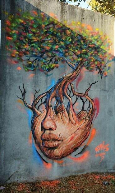 Equilibrium, nature - humans - Be artist Be art