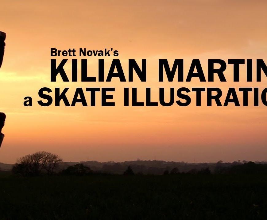 kilian martin - Be artist Be art - urban magazine