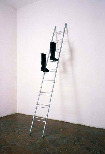 UP - by Roman Signer - Be artist be art - urban magazine