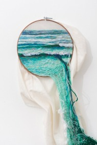 Sea alive -by Ana Teresa Barboza - be artist be art - urban magazine
