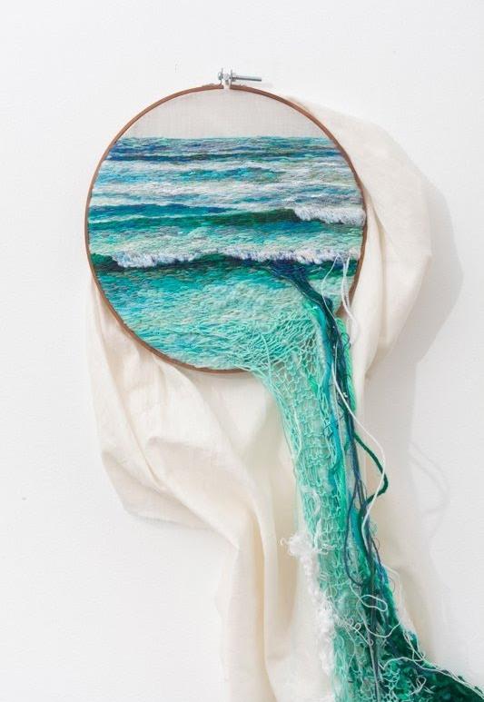Sea alive -by Ana Teresa Barboza - be artist be art - urban magazine