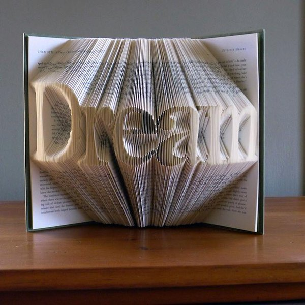 Dream - Read - be artist be art