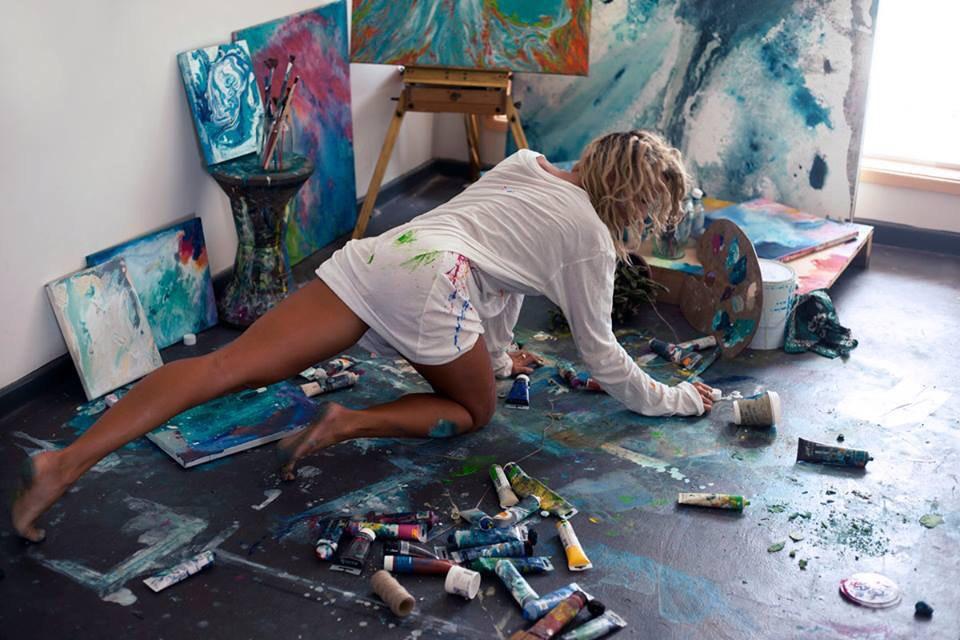 Art joy - be artist be art - irban magazine