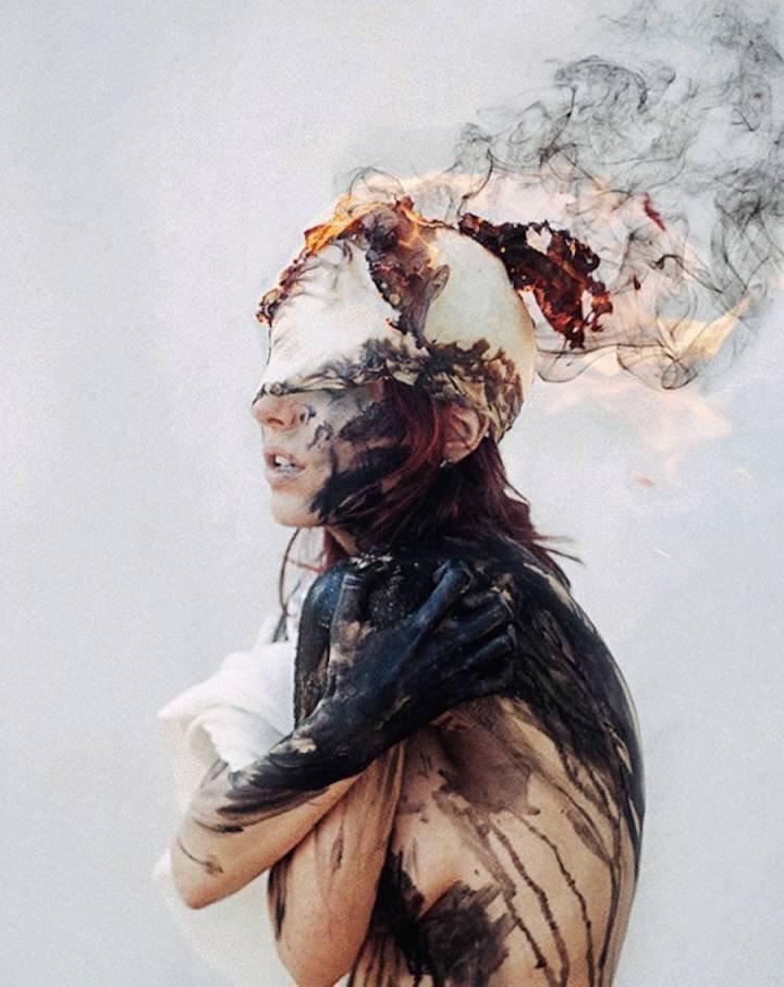 Burn mind - Be artist Be art - urban magazine