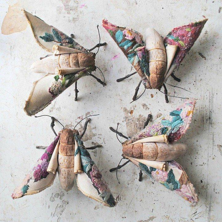 Alive Knitting Art - by Mr. Finch - be artist be art - urban magazine