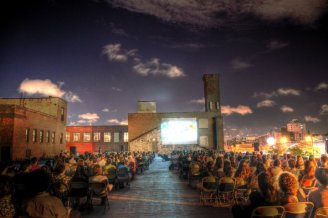 Rooftop Films NY - by Paloma Martinez (Collaborator)
