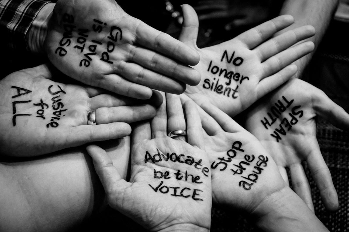 Overcome Abuse - by Amanda Mae (Collaborator)