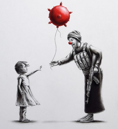 Think about - by PEZ - be artist be art