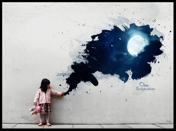 Imagine - Street Art - be artist be art