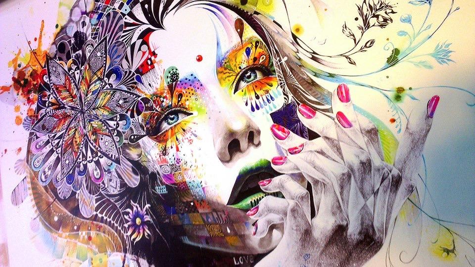 Art face - be artist be art - urban magazine