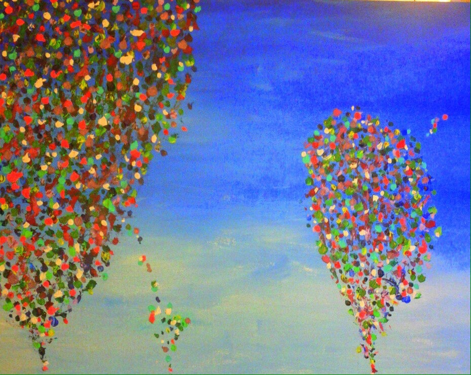 Art Balloons - be artist be art