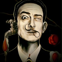 Dalí - surrealism art