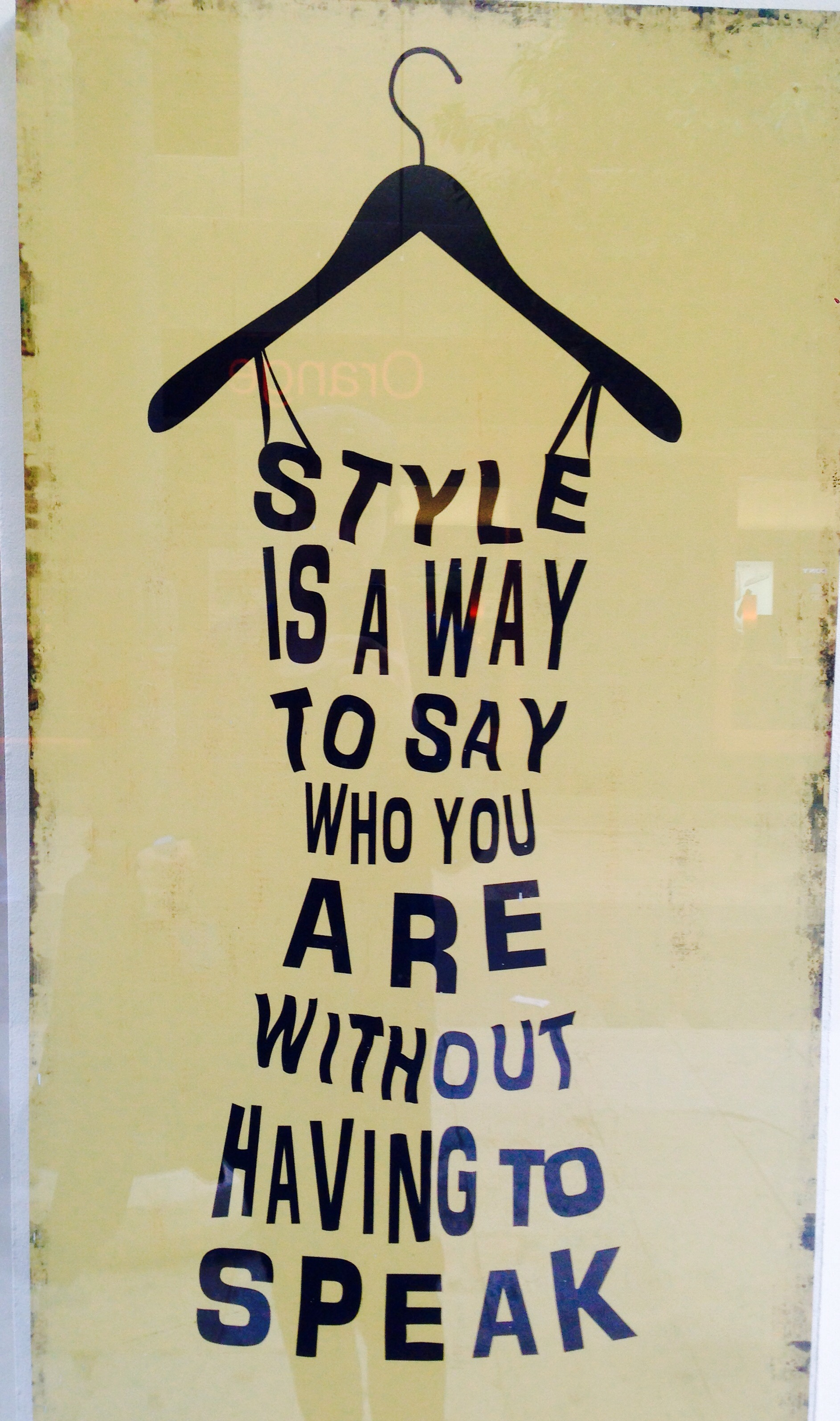 Style - be artist be art