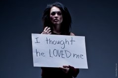 Love is BlinD - by Overcome Abuse - be artist be art