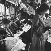 NY Metro moments on 1946 - by Stanley Kubrick