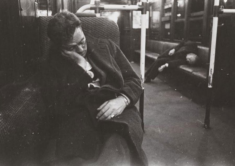 NY Metro moments on 1946 - by Stanley Kubrick - be artist be art