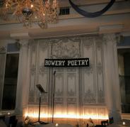Bower Poetry Club (NY) -by Paloma Martinez - be artist be art