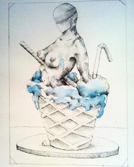 Sweetly cheated - by Andrea Perez Crespo
