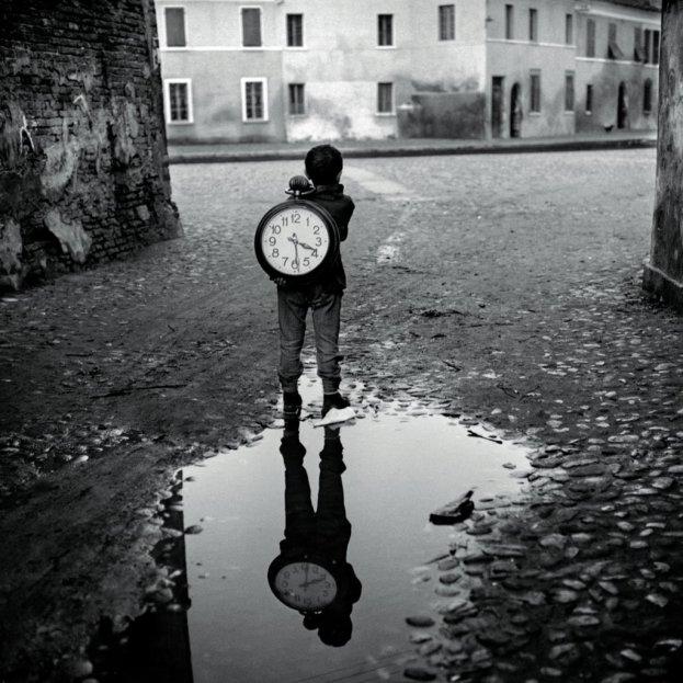 Time - be artist be art - urban magazine