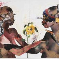 Magical Art - by Wangechi Mutu
